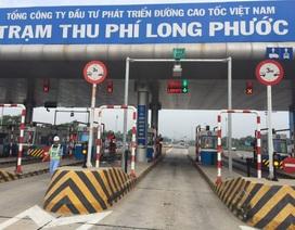 Thu phí cao tốc TPHCM - Dầu Giây bằng thẻ thông minh