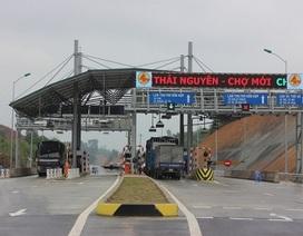 Dự án BOT Thái Nguyên - Chợ Mới: Bất thường trong đặt trạm thu phí