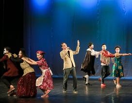 NSƯT Trần Lực giễu nhại thói rởm đời với vở kịch 500 năm tuổi của Molière