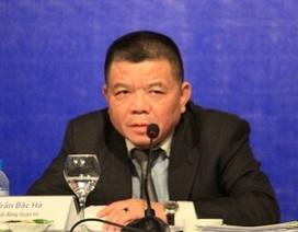 Không có chuyện bắt giữ nguyên Chủ tịch Ngân hàng BIDV Trần Bắc Hà