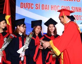 Nhiều sinh viên ngành Dược đã nhận được việc làm trước khi tốt nghiệp