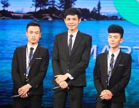 """Bí quyết nào giúp nhóm SV Thái Nguyên giành giải Nhất """"Ý tưởng khởi nghiệp""""?"""