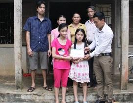 Quảng Trị: Trao hơn 17 triệu đồng đến hoàn cảnh 2 vợ chồng bị bệnh hiểm nghèo