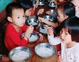 Thanh tra toàn diện trường mầm non bị tố cho trẻ ăn bún trắng