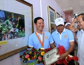 Nghệ sĩ nhiếp ảnh 6 tỉnh Bắc Trung Bộ tham gia liên hoan ảnh nghệ thuật tại Quảng Trị