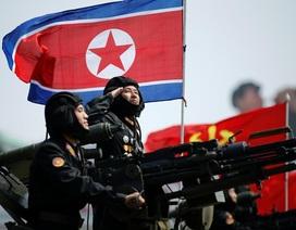 Triều Tiên tuyên bố không bao giờ từ bỏ vũ khí hạt nhân