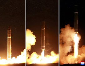 Thế giới tuần qua: Triều Tiên thử siêu tên lửa đe dọa tấn công Mỹ