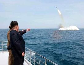 """Nghi vấn vụ thử nghiệm mới của Triều Tiên sau tên lửa """"quái vật"""""""