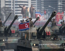 Triều Tiên cảnh báo Mỹ tiến gần bờ vực chiến tranh