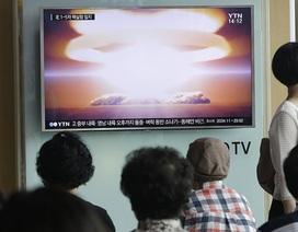 """Hình ảnh vệ tinh """"tố"""" Triều Tiên sắp thử hạt nhân"""