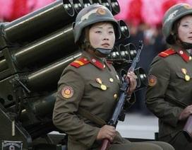 Triều Tiên tuyên bố sẵn sàng chiến tranh với Mỹ