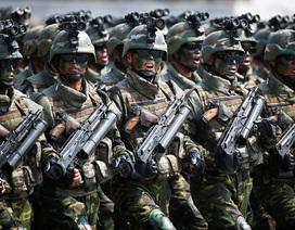 """Triều Tiên """"khoe"""" có quân đội bất khả chiến bại"""