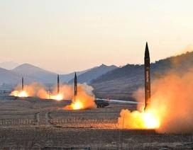 Triều Tiên tuyên bố sở hữu tên lửa có thể tấn công mọi mục tiêu