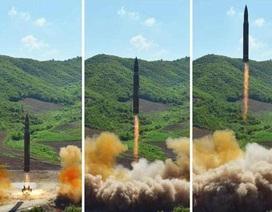 Nga - Mỹ tranh cãi về vụ phóng tên lửa liên lục địa của Triều Tiên