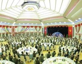 Triều Tiên tổ chức tiệc lớn mừng vụ phóng tên lửa thành công