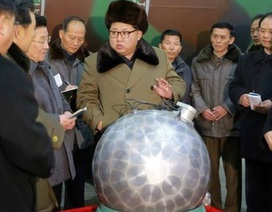 Mỹ nghi Triều Tiên đã thu nhỏ thành công đầu đạn hạt nhân gắn trên tên lửa
