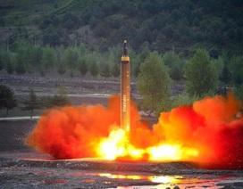 Philippines lo tên lửa Triều Tiên rơi trúng