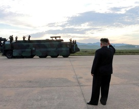 Hàn Quốc: Triều Tiên di chuyển tên lửa ra khỏi căn cứ ở Bình Nhưỡng