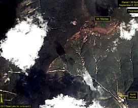 """Bãi thử hạt nhân Triều Tiên có hội chứng """"núi mệt"""""""