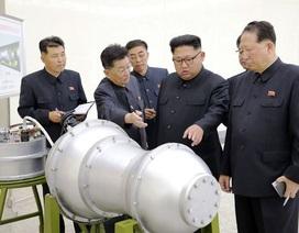Hàn Quốc thừa nhận tốc độ phát triển của vũ khí hạt nhân Triều Tiên