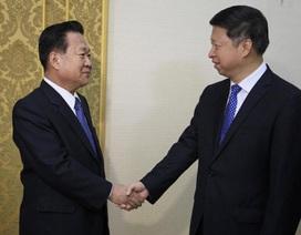 Đặc phái viên Trung Quốc bàn gì khi tới Triều Tiên?