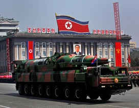 """Nga tố Mỹ lấy cớ Triều Tiên nhằm """"quân sự hóa"""" châu Á"""
