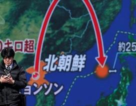 Triều Tiên tiết lộ bước đột phá của vụ phóng tên lửa mới
