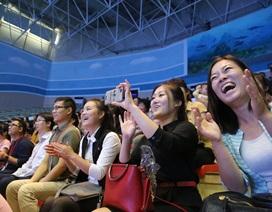 Cuộc sống đa sắc màu tại Triều Tiên dưới ống kính người nước ngoài
