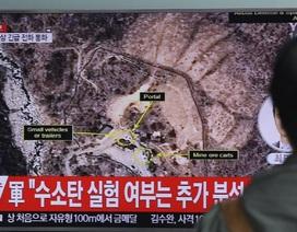 Triều Tiên bác tin sập hầm thử hạt nhân khiến 200 người chết