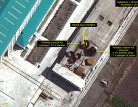 Triều Tiên sắp sở hữu tàu ngầm mang tên lửa đạn đạo đầu tiên?