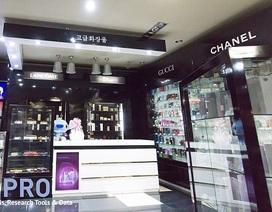 """Những mặt hàng xa xỉ """"hiếm hoi"""" được bày bán tại Triều Tiên"""