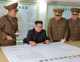 Bức ảnh hé lộ kế hoạch tấn công đảo Guam của Triều Tiên