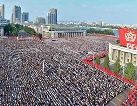 Hàng chục nghìn người Triều Tiên tuần hành phản đối Mỹ