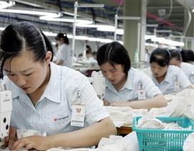 """Triều Tiên trở thành """"công xưởng"""" sản xuất hàng dệt may Trung Quốc"""