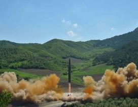 Việt Nam lên tiếng về việc Triều Tiên phóng tên lửa đạn đạo