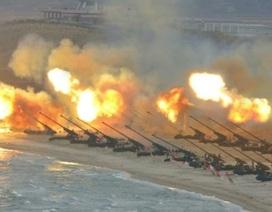 """Triều Tiên dọa """"giáng đòn chí mạng"""" vào quân đội Mỹ - Hàn"""