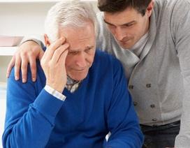 7 dấu hiệu báo động bạn bị sa sút trí tuệ tuổi già