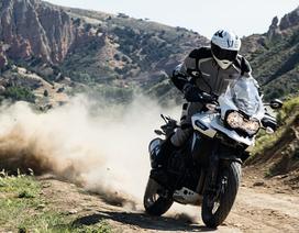 Triumph Tiger Explorer thách thức các đối thủ adventure cỡ lớn
