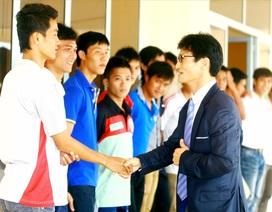 Hé lộ trợ lý đầu tiên của HLV Park Hang Seo