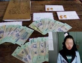 Về thăm nhà, con gái trộm tiền mới vay ngân hàng của mẹ