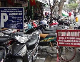 Hà Nội đề xuất tăng phí thuê vỉa hè gấp 3 lần, tăng giá trông giữ xe