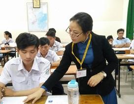 Sáng nay, hơn 866.000 thí sinh làm bài thi môn Ngữ Văn