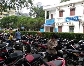 Hà Nội: Hầu hết điểm trông giữ xe thu phí cao gấp 2-3 lần quy định