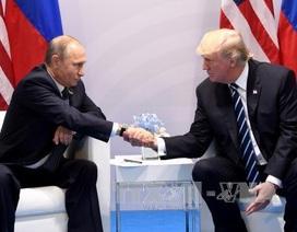 Tổng thống Trump và Putin sẽ gặp nhau ngày mai tại Đà Nẵng
