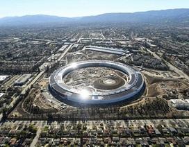 """Trụ sở phi thuyền 5 tỷ USD của Apple sẽ chính thức """"cất cánh"""" vào tháng 4"""