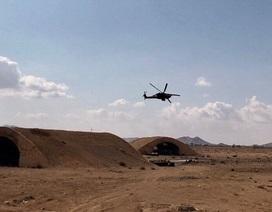 Trực thăng quân sự Nga hạ cánh khẩn cấp ở Syria