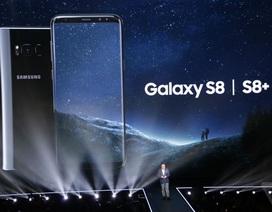 """Galaxy S8 chính thức trình làng - """"Bình mới, rượu mới"""""""
