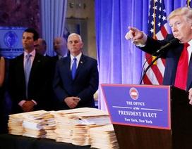 Câu chuyện sau hồ sơ tuyệt mật cáo buộc ông Trump có quan hệ ngầm với Nga?