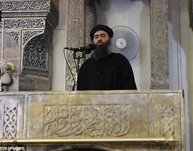 Nghi vấn thủ lĩnh IS còn sống và đang trốn ở Syria