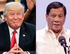 Ông Duterte sẽ tiếp đón Tổng thống Trump như thế nào?